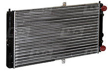 Радиатор охлаждения LSA ECO LA 2110-1301012 в ВАЗ 2110-2112