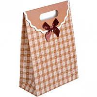 Пакет подарочный 19х9х26,8 1002-24