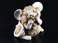 Гипсовая фигурка Мышка ушастая