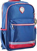 Рюкзак подростковый OX 329, синий. 28*42*15