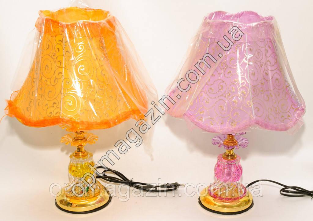 Лампа-нічник торшер. Настільна лампа. Світильник настільний