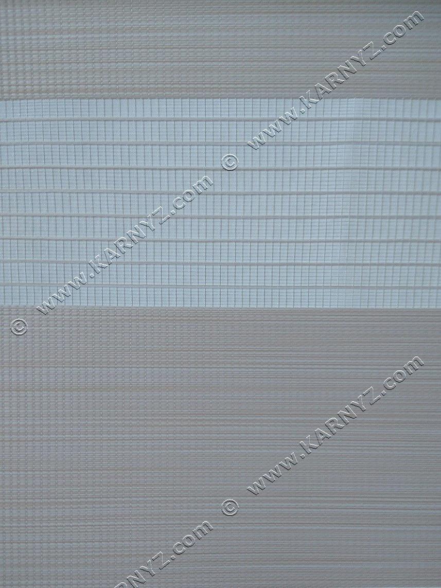 Рулонные шторы День-Ночь Вьюти натурал B-611 льняной