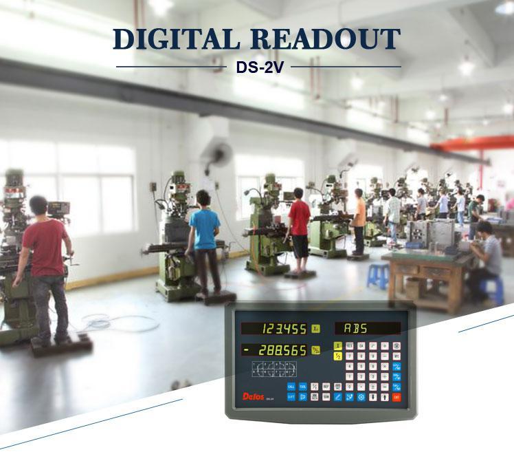 Двухкоординатное устройство цифровой индикации DS-2V DELOS
