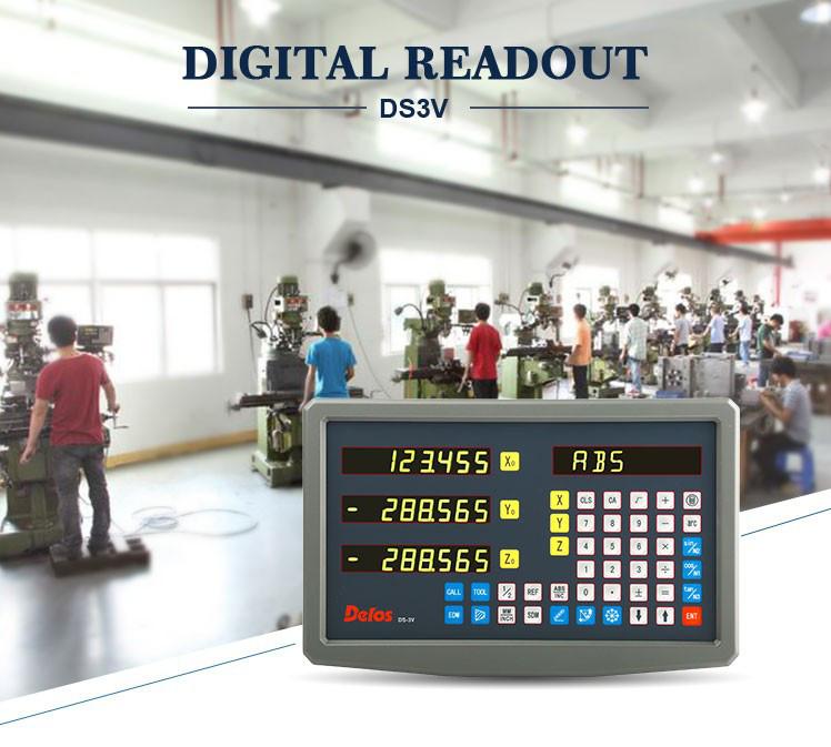Трехкоординатное устройство цифровой индикации DS20-3V