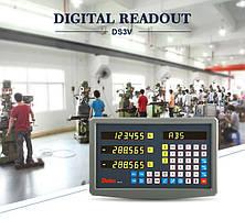 Трехкоординатное устройство цифровой индикации DS-3V DELOS