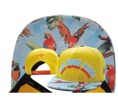 Летняя яркая желтая кепка регулируемый Snapback
