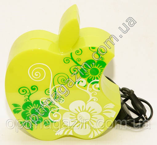 Нічник яблуко Apple, фото 2