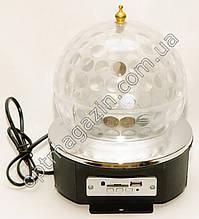 Лампа диско S32. Дискошар миготливий