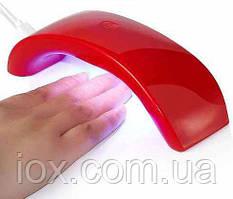 Мини LED лампа для ногтей Genailish Sun mini 12W