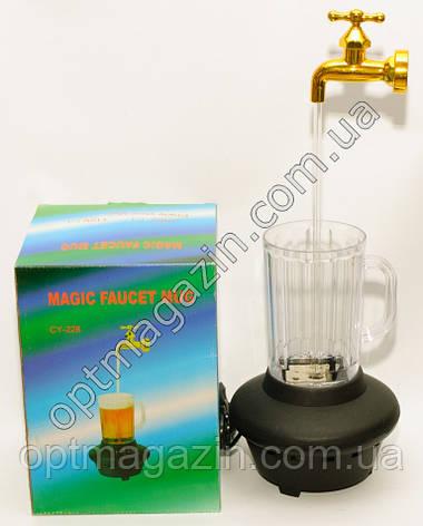 Нічник Магія кран гуртка (Magic faucet MUG), фото 2