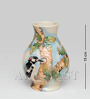 Фарфоровая вазочка Звуки леса