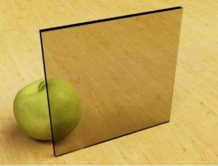 бронзовое стекло на кухню