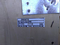 Мост передний Z5B36670 на погрузчик SEM652, ZL50G