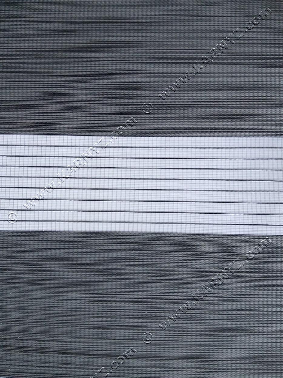 Ролета День-Ночь Вьюти натурал B-619 серый