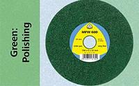 Круг MFW 600 150х6х22  из прессованного нетканого материала для финишной обработки поверхностей very fine