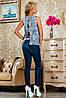 Летняя женская блуза из принтованного батиста (2229- 2230 svt), фото 5