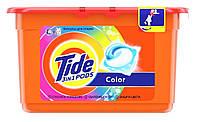 Капсулы Tide Color, 12 шт