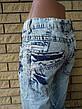 Бриджи мужские джинсовые VIGOOCC, Турция, фото 4