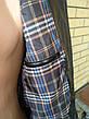 """Куртка мужская демисезонная стильная """"под кожу"""", есть большие размеры VIVO, Турция, фото 5"""