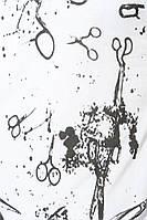 Майка мужская стильная 184F005-7 (Белый)