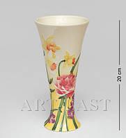 Фарфоровая ваза Цветочный сад