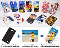 Печать на чехле для Alcatel 6012D OneTouch Idol Mini (Cиликон/TPU)