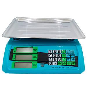 Торговые весы DT 812 55 кг распродажа