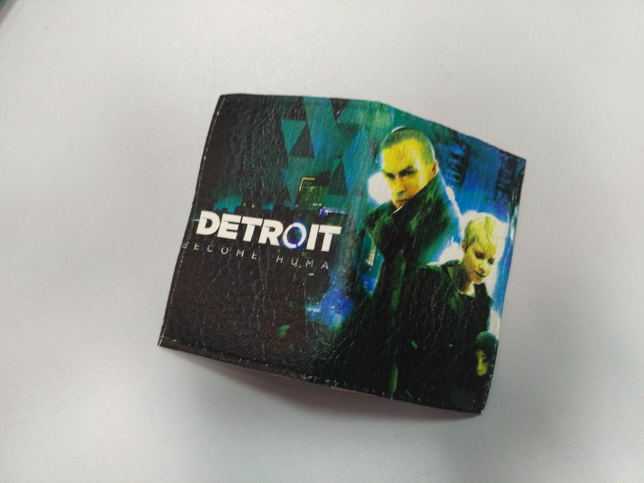 Обложка на паспорт для ID Detroit