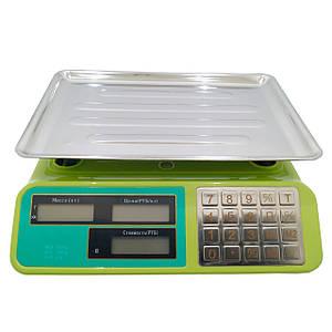 Торговые весы DT 806 55 кг распродажа