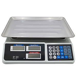 Торговые весы DT 809 55 кг распродажа