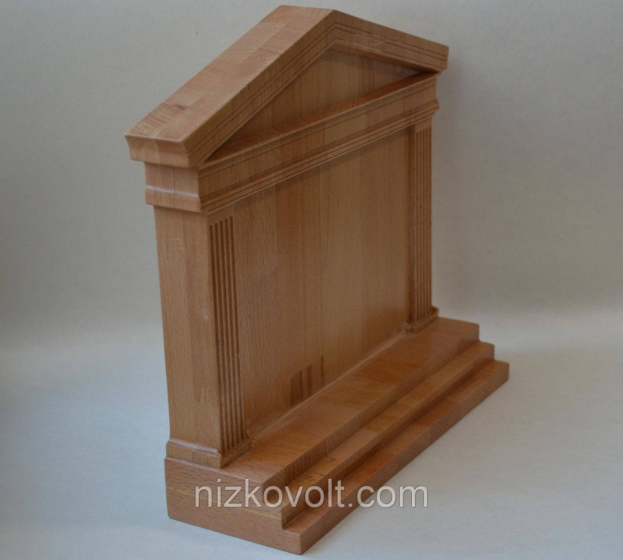 Аксессуар для камина Домик для камина (300х238х96)