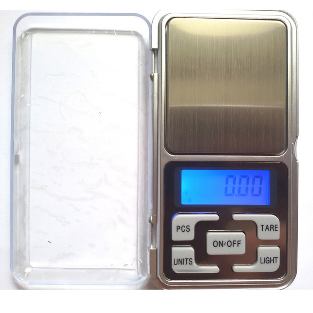 Ювелирные весы  MH 100