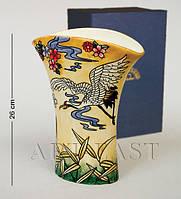 Фарфоровая ваза Жар-птица