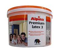 Alpina PremiumLatex 3 Альпина ПремиумЛатекс 3 10 л