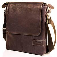 Борсетка-сумка ETERNO Кожаная мужская борсетка ETERNO (ЭТЭРНО) ERM401BR