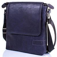 Борсетка-сумка ETERNO Кожаная мужская борсетка ETERNO (ЭТЭРНО) ERM401BL