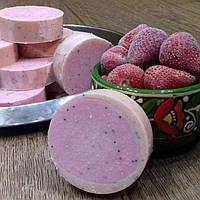 """Натуральное мыло, МЫЛО-ШАМПУНЬ """"полуничні  вершки"""" чи вишня, жувальна гумка.  ТМ """" hamam, фото 1"""