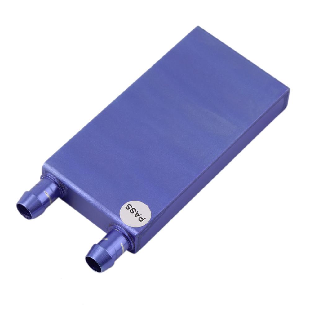Ватерблок блок водяного охлаждения 80х40 боковые сопла