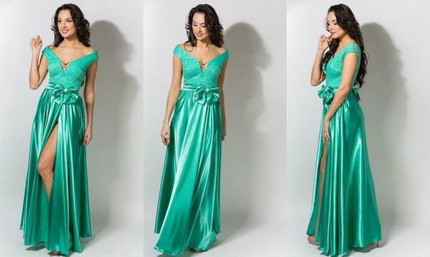 a4ab1dcf3f1 Роскошное Вечернее Платье в Пол — в Категории