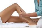 Лечебный массаж, проводимый при травмах и ушибах.