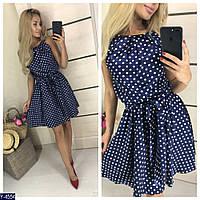 d652aede538 Атласное платье в горошек в Украине. Сравнить цены