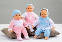 """Пупс """"Маленьке диво"""" Baby Nurse, 3 види,42 см, 2+"""
