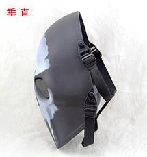 Тактическая маска-шлем для страйкбола, пейнтбола, лыжная маска, спортивная маска, фото 3