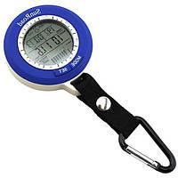Рыбацкий барометр  (высотомер, термометр, прогноз погоды, календарь, часы, подсветка)