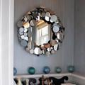 Зеркало из множества круглых зеркал