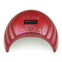 UV/LED лампа Sun Q5 36 Вт, красная