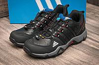 Кроссовки мужские Adidas Core-Tex, черные, размер 44.