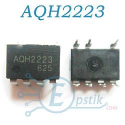 AQH2223, твердотельные реле, 900мА 600В, DIP7