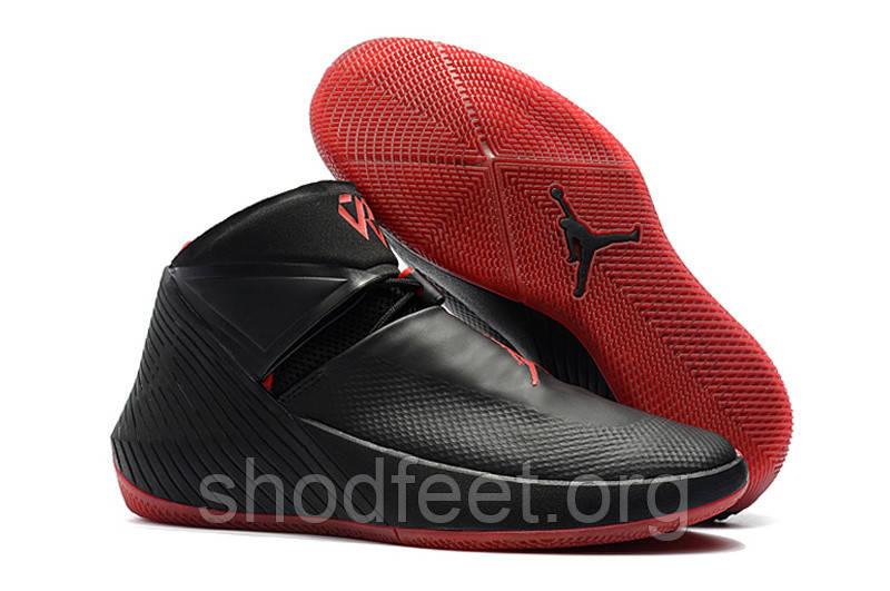 Баскетбольні кросівки Air Jordan Why Not ZerO.1 Black Red