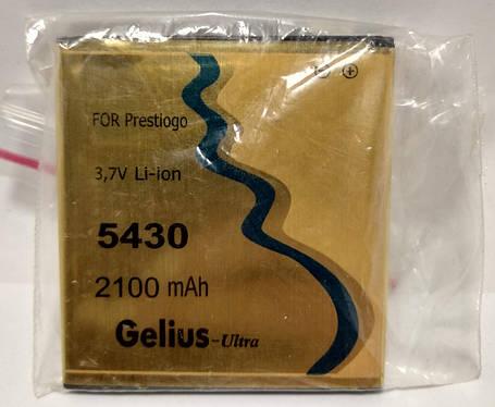 Акумулятор Gelius-Ultra для Prestigio 5430 2100mAh, фото 2